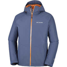 Columbia Mossy Path Jacket Men Dark Mountain